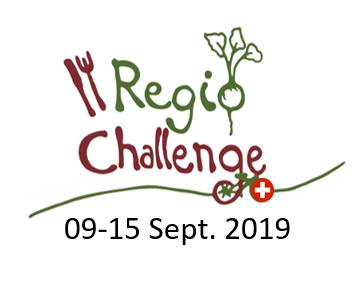Regio Challenge: Mange ce qui pousse au détour du chemin