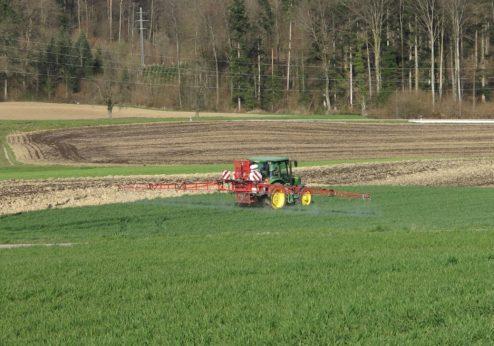 Oui à une Suisse moderne sans pesticides