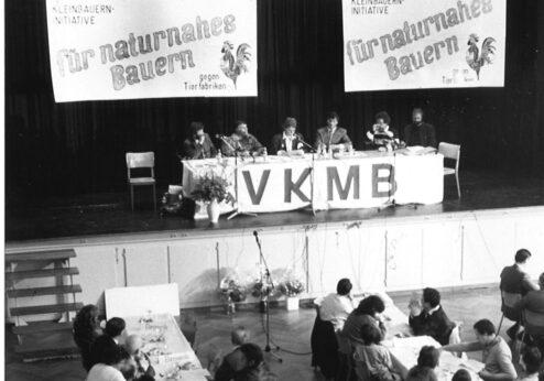 40 ans de l'Association des petits paysans