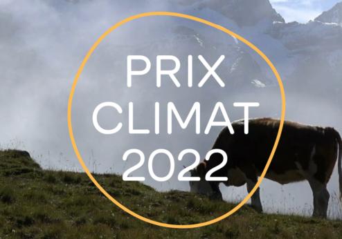 Six finalistes en lice pour le Prix Climat